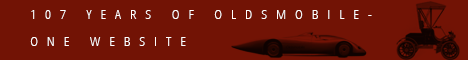 107 Years of Oldsmobile - One Website