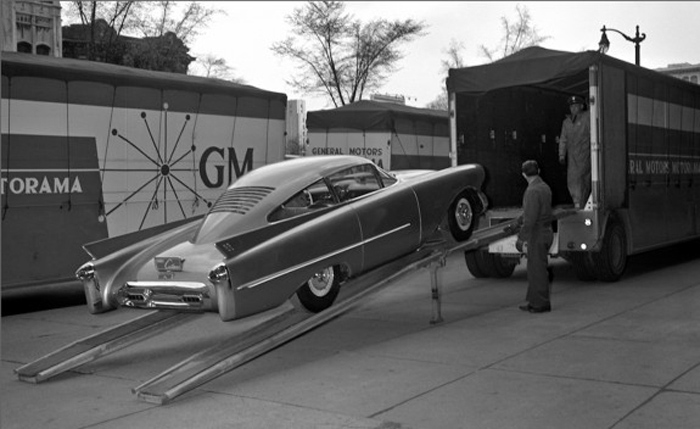1954 Oldsmobile Cutlass Concept
