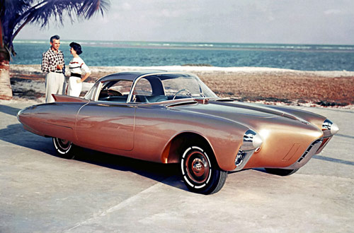 1956 Oldsmobile Golden Rocket