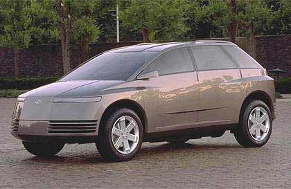 1999 Oldsmobile Recon