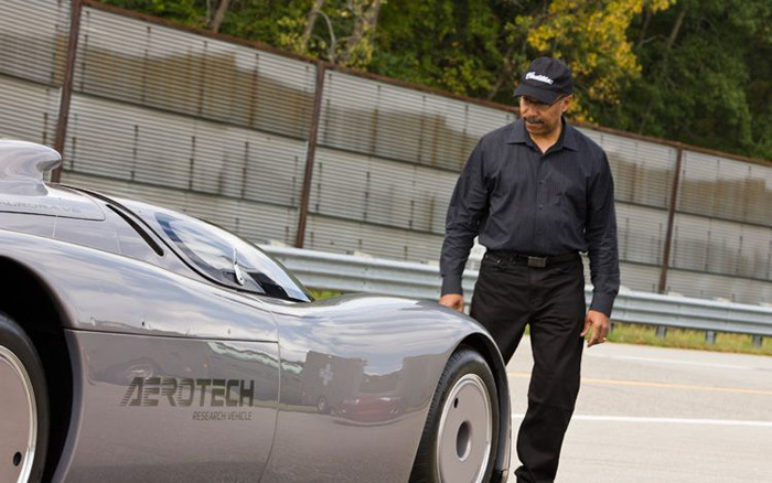 Ed Welburn by Aerotech Sept. 2010