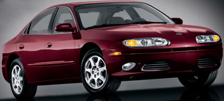 Oldsmobile Aurora Final 500