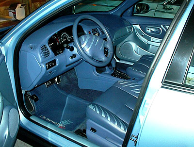 Oldsmobile Intrigue SC-3 Interior
