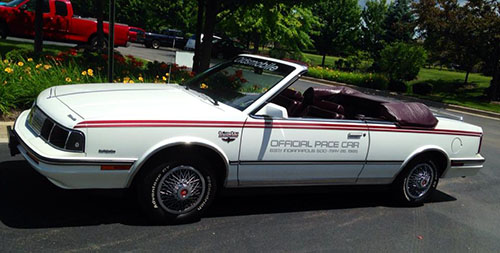 1985 Princess Ciera Convertible