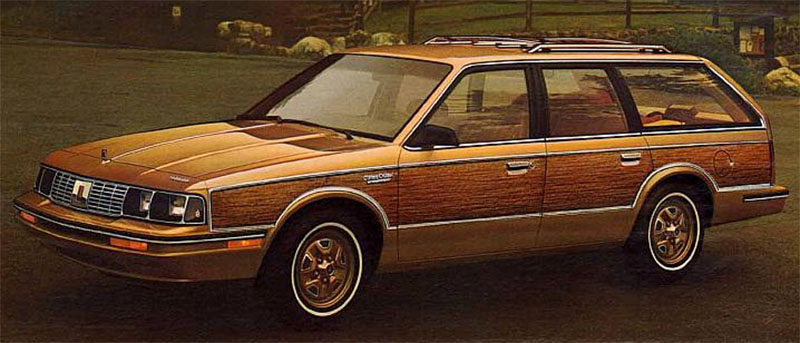 1986 Cutlass Cruiser