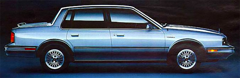 1987 Cutlass Ciera Sedan