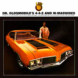 Dr. Olds W-Machines Brochure