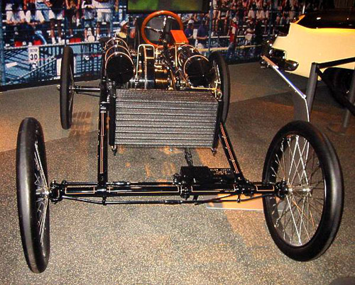 1903 Oldsmobile Pirate