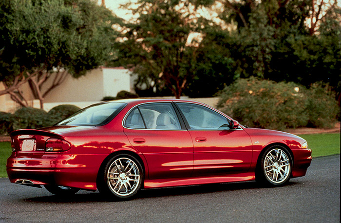 2000 Oldsmobile Intrigue OSV