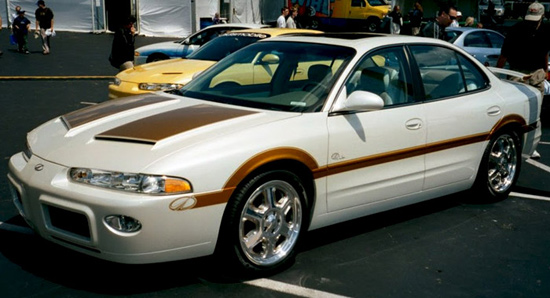 2001 Oldsmobile Intrigue 442 Concept