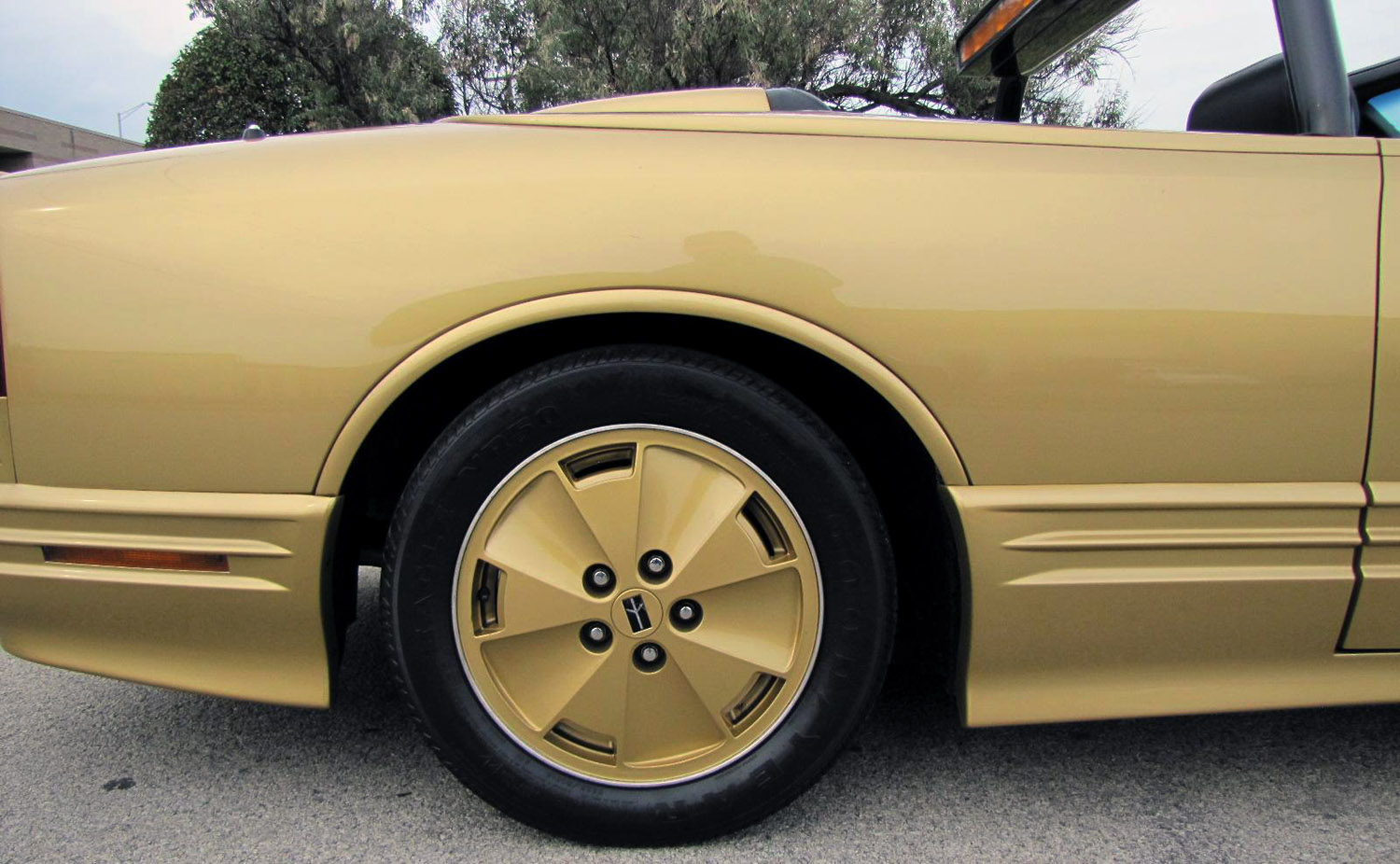 1988 olds ppg gold9