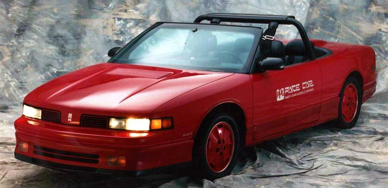 1988 olds ppg pace red