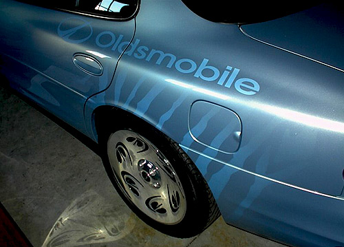 Oldsmobile Intrigue SC-3