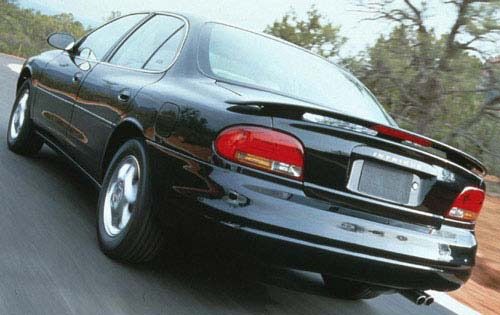 1998 Oldsmobile Intrigue