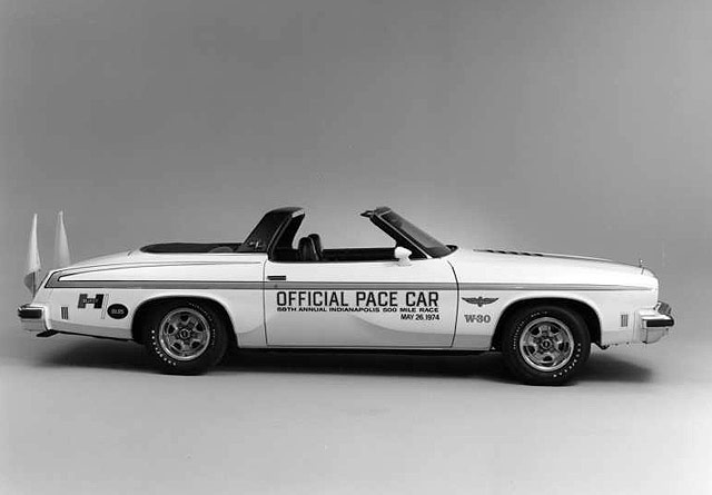 1974 Oldsmobile Pace Car
