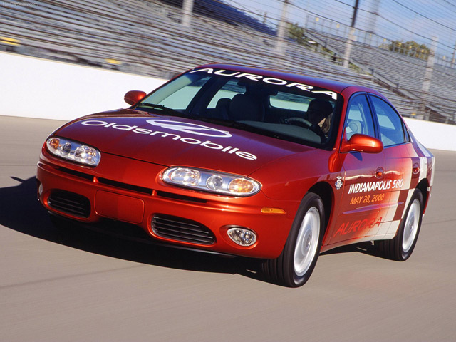 2001 Oldsmobile Aurora Pace Car
